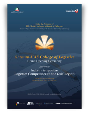 German-UAE College of Logistics